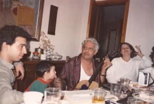 Gururaj_familia_guitarra