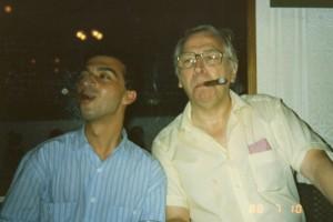 Raman and Charles