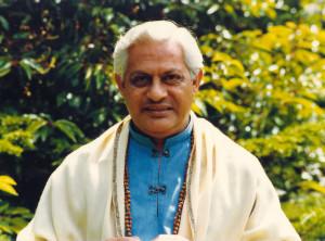 Gururaj with Foliage