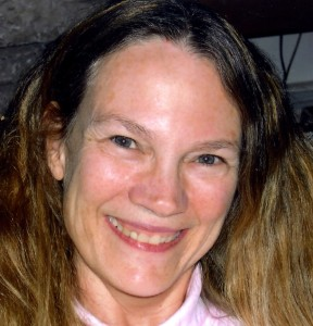 Vidya Anderson - Meditation and mindfulness teacher